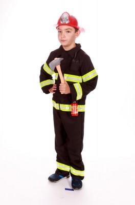 Kostium strażak