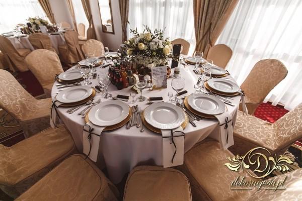 Delikatnie i romantycznie tylko nasze dekoracje ślubne i weselne