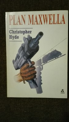 Christopher Hyde - Plan Maxwella